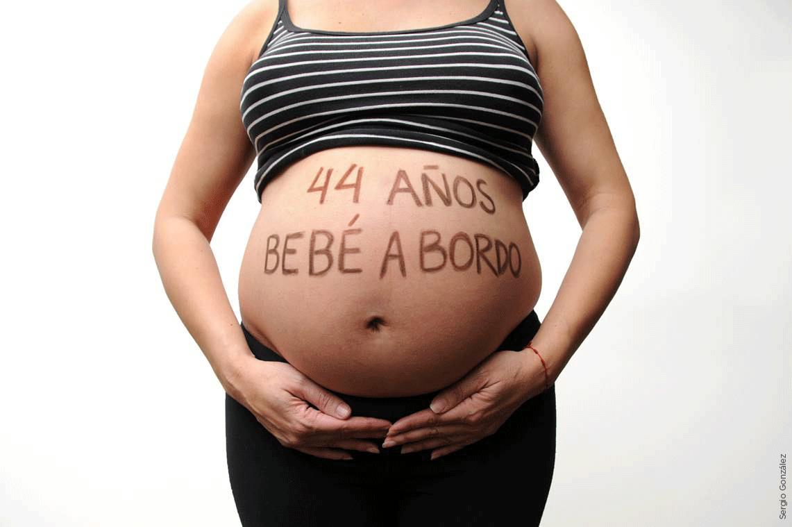ser madre a partir de los 40