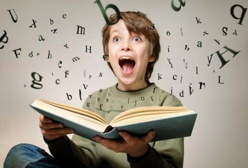 La lectura aviva el ingenio