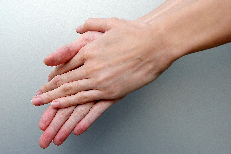 lavarse las manos 2