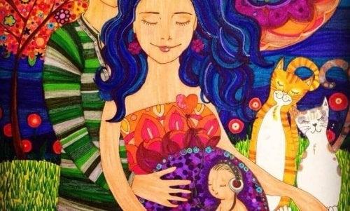 Soy mujer, soy mamá y aunque no soy perfecta sé cuáles son mis prioridades
