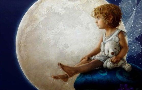 Apprenez à vos enfants à se valoriser comme des héros de contes de fée