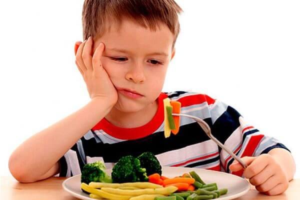 Usa nombres seductores en tus comidas para que tus niños coman sano