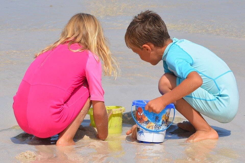 5 consejos para ir con los niños a la playa