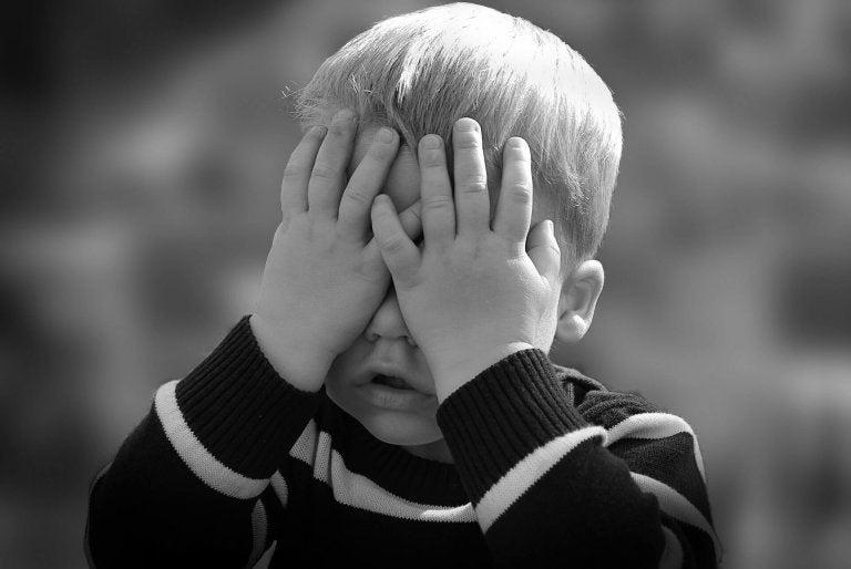 Los niños también pueden sufrir estrés