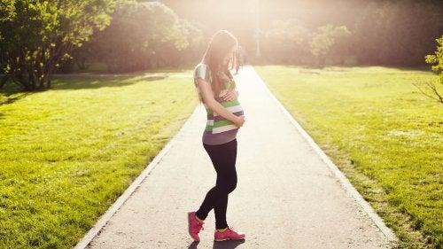 Hacer ejercicio antes y después del embarazo