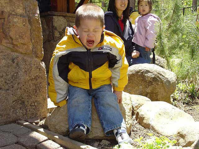 El lado positivo que no conoces de las pataletas infantiles