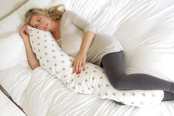 Almohadas para embarazadas: beneficios y usos