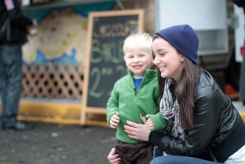 Los niños y el divorcio. ¿Cómo tratarlos?