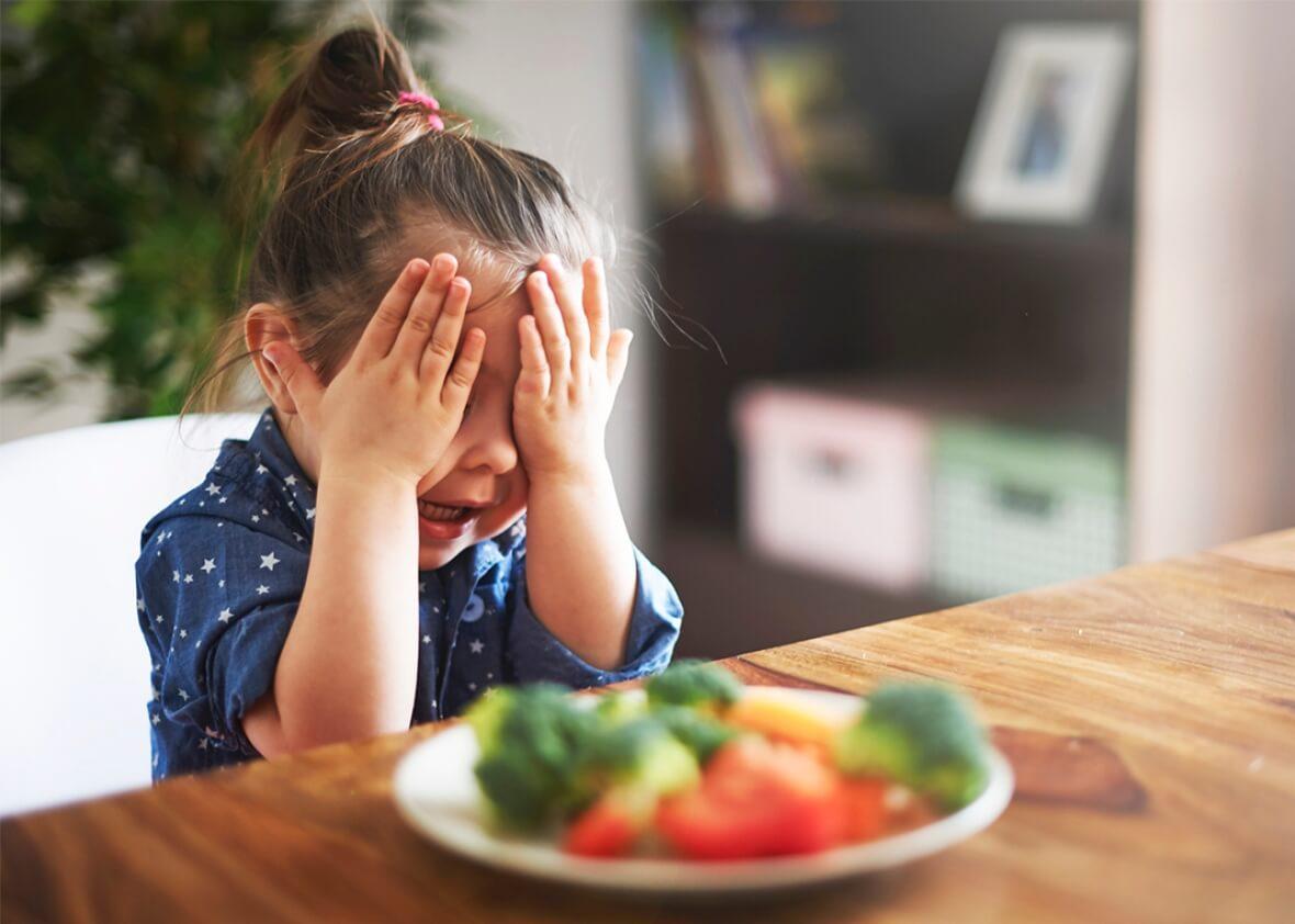 Comer poco no siempre es un signo de alerta urgente
