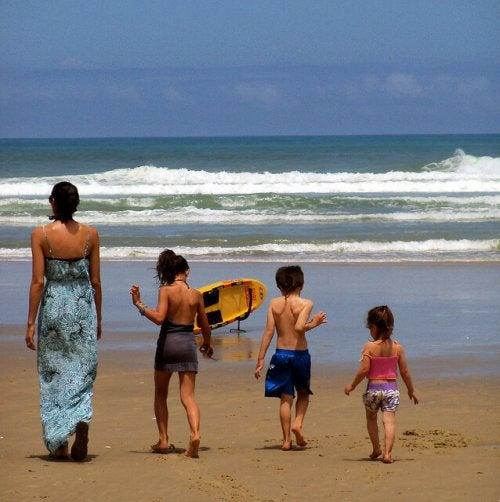 Los 6 artículos indispensables para las vacaciones familiares