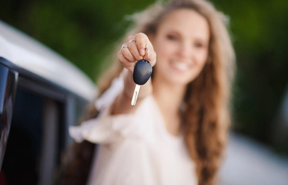 Consejos para madres conductoras embarazadas