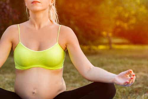 El ejercicio físico durante el embarazo