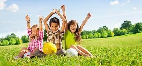 10 beneficios de jugar con los niños