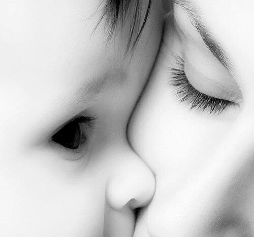 Amor incondicional y eterno. Amor de madre