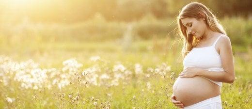 Transformation du corps après la grossesse