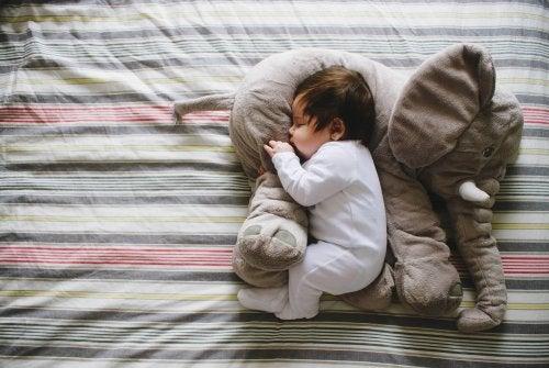 Aprender a dormir: el sueño entre los 2 y 5 años