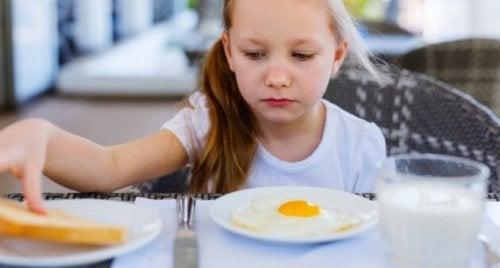 Comer poco, ¿debo alarmarme?