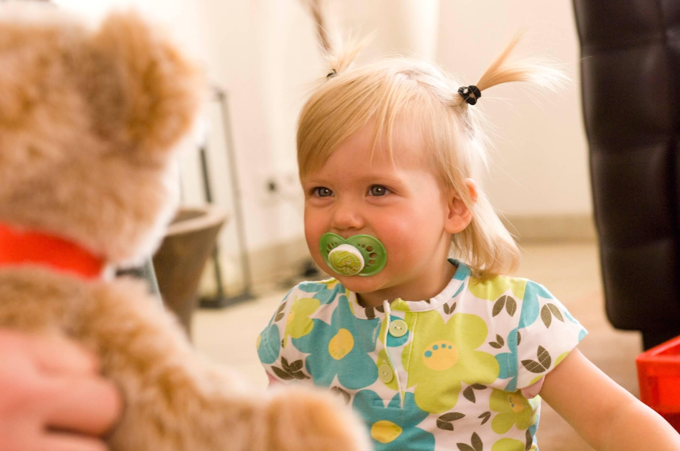 Los estímulos positivos activan la memoria de tu bebé