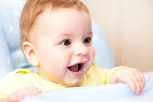 ¿Le puedo dar de comer yogur a mi bebé?