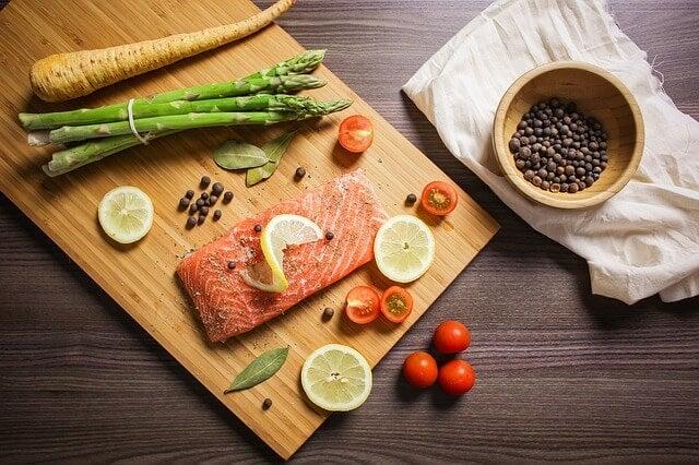 El pescado es una fuente importante de omega 3.