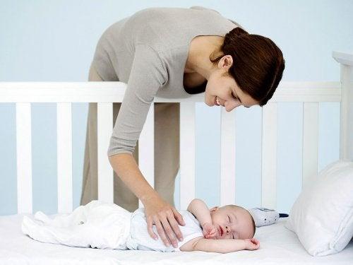 cuna para el bebé 3