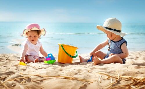 La importancia de proteger a tu bebé de los rayos de sol