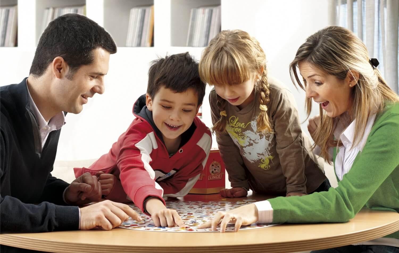 juegos en familia para hijo inteligente 2