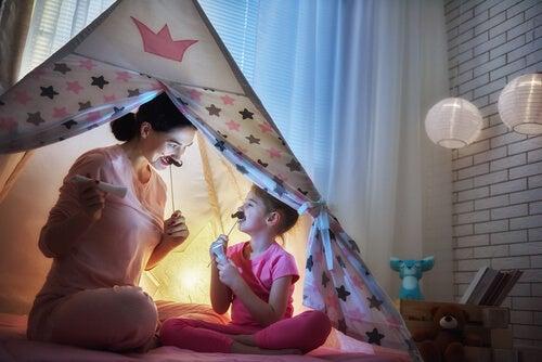 Cualquier madre quiere que sus hijos sean felices