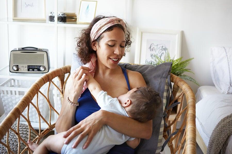 5 dudas sobre la lactancia materna