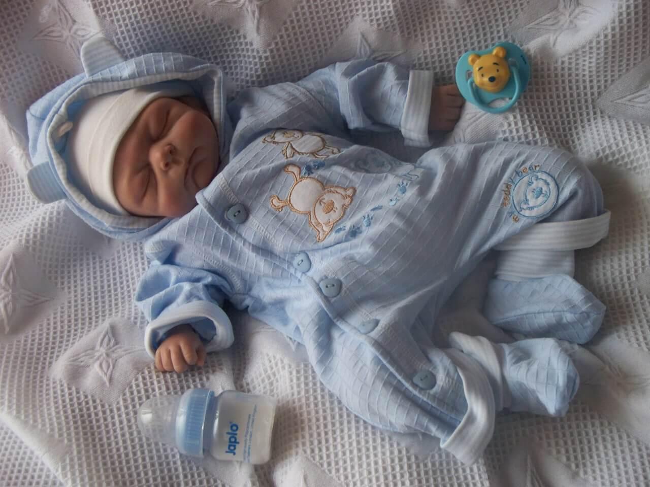 abrigar a un recién nacido 3