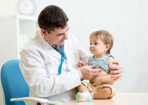 Es necesario acudir al médico ante la más mínima señal de psoriasis en niños.