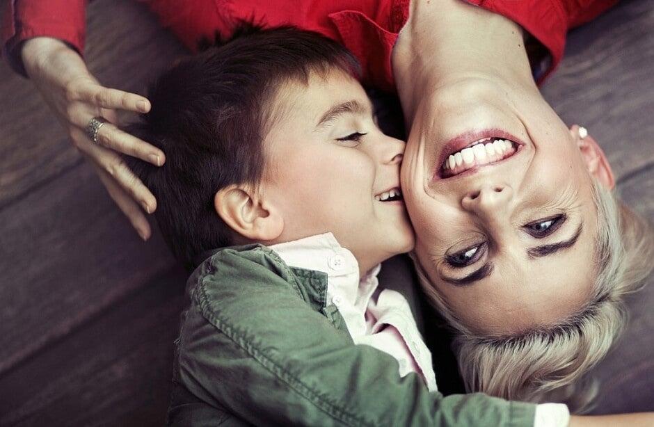 madre quiere que sus hijos sean felices 3
