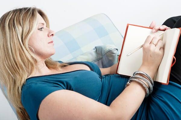 Escribir nuestro mini diccionario de maternidad puede ser muy útil