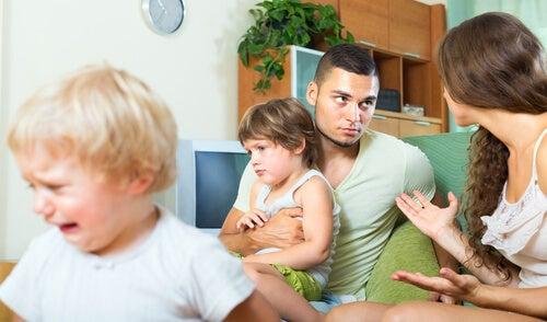 Existen señales claras para identificar a una familia estrenada