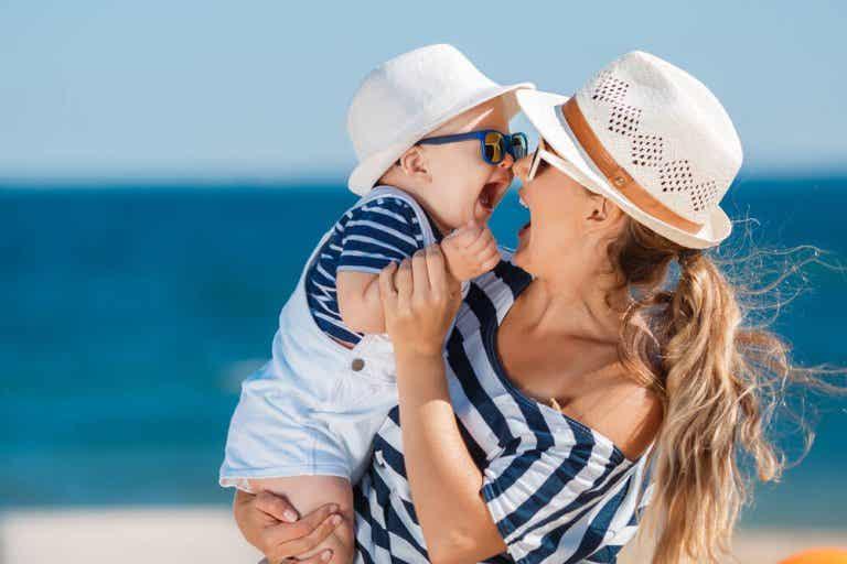 Seguridad en las vacaciones que se tienen con el bebé