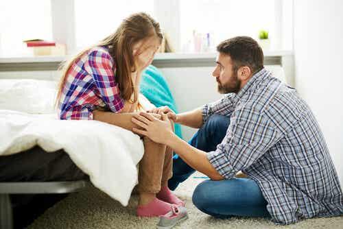 Señales para identificar a una familia estresada