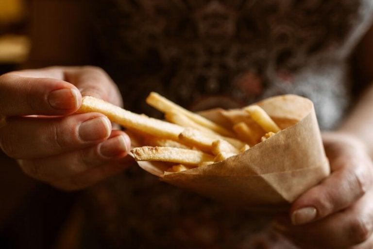Patatas: contraindicadas durante el embarazo