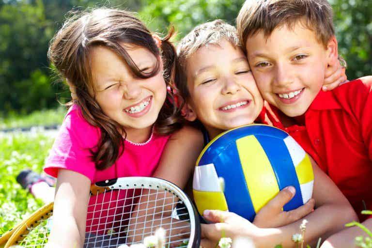 Tips para enseñar al niño a trabajar en equipo