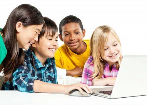 Con internet resulta mucho más fácil tener un aprendizaje rápido