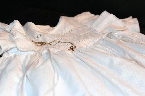 Elegir el traje de bautizo para tu hijo es importante para preparar este día tan especial
