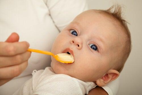 ¿Cómo comenzar con los alimentos sólidos en la dieta de mi bebé?