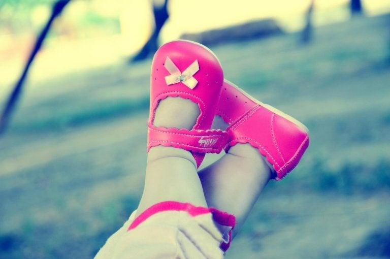 Zapatos adecuados para el bebé ¿como elegir?