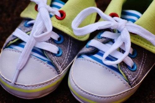 Los zapatos adecuados son aquellos que son cómodos