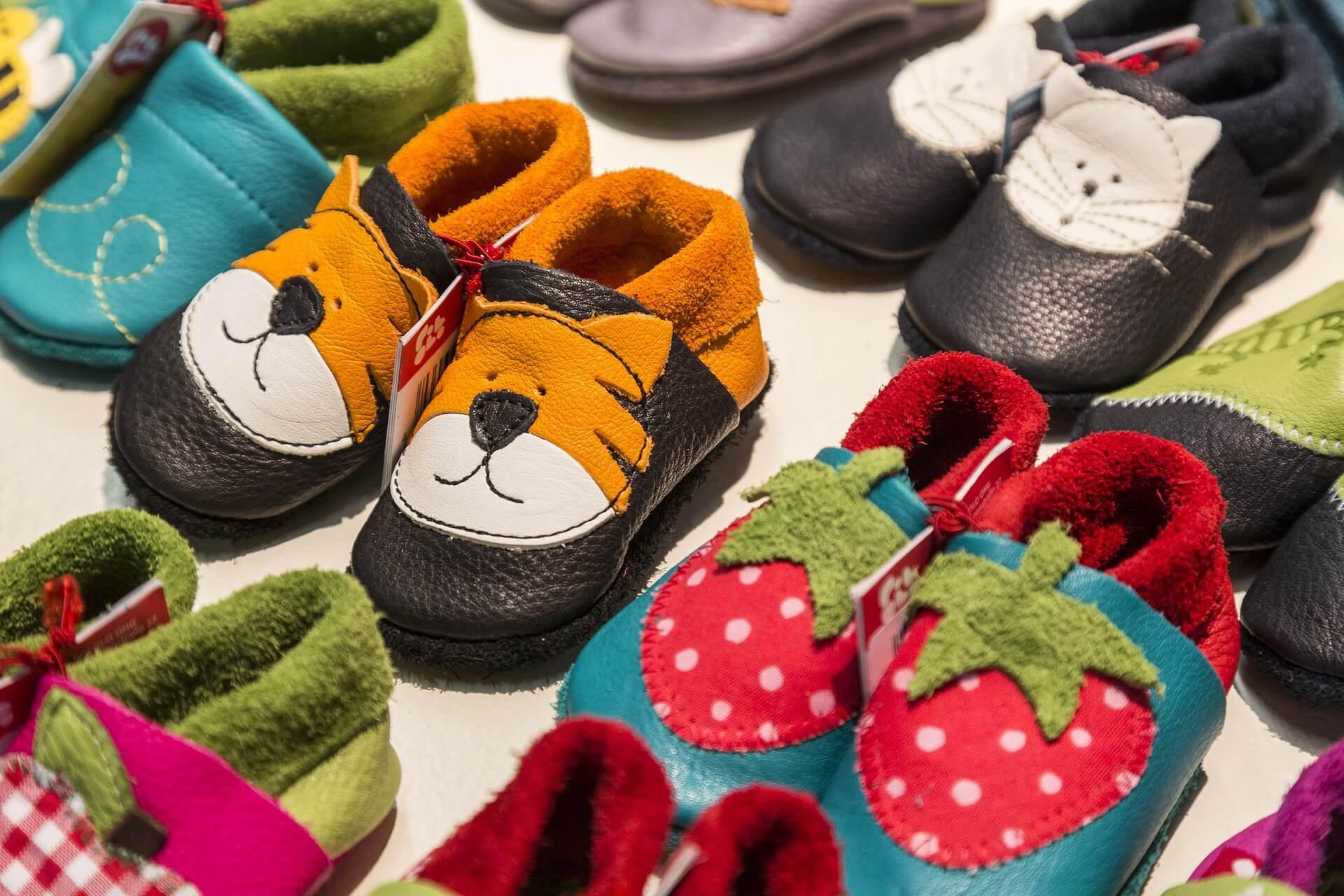 Cómo elegir mejor los zapatos para tu bebé