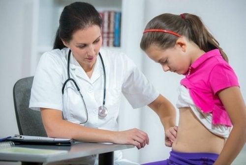 El prurito infantil debe ser evaluado por el médico inmediatamente