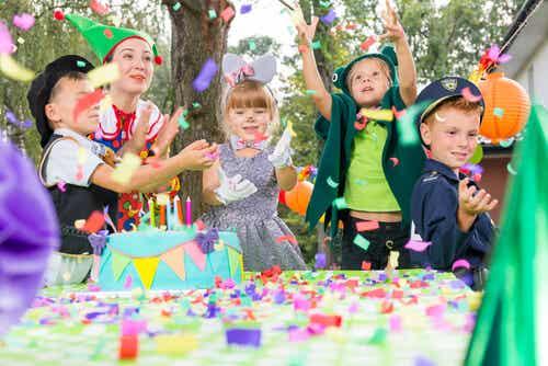 Ideas para fiestas de cumpleaños creativas y atemporales