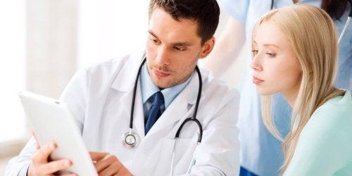 La primera visita al ginecólogo durante el embarazo