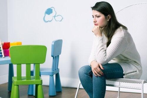 Frustración y maternidad es una combinación frecuente, que debe superarse con apoyo.