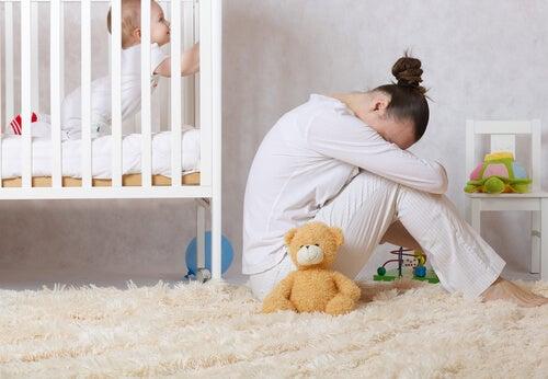La depresión postparto: causas, síntomas y consejos para combatirla