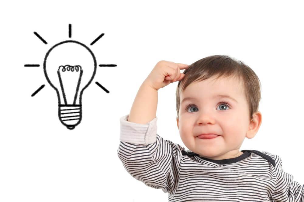 3 formas de estimular la memoria de tu bebé